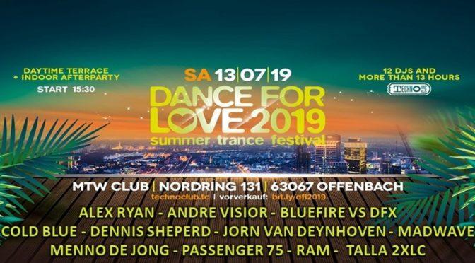 Dance for Love 2019